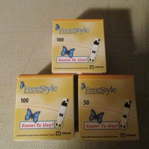 FreeStyle Test Strips 250 strips exp. 7-31-2020